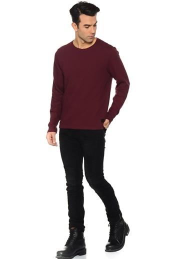 Casual Friday Sweatshirt Kırmızı